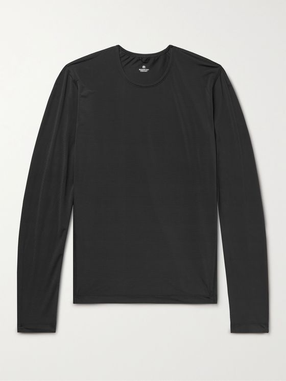 REIGNING CHAMP E1 Slim-Fit Stretch-Jersey T-Shirt