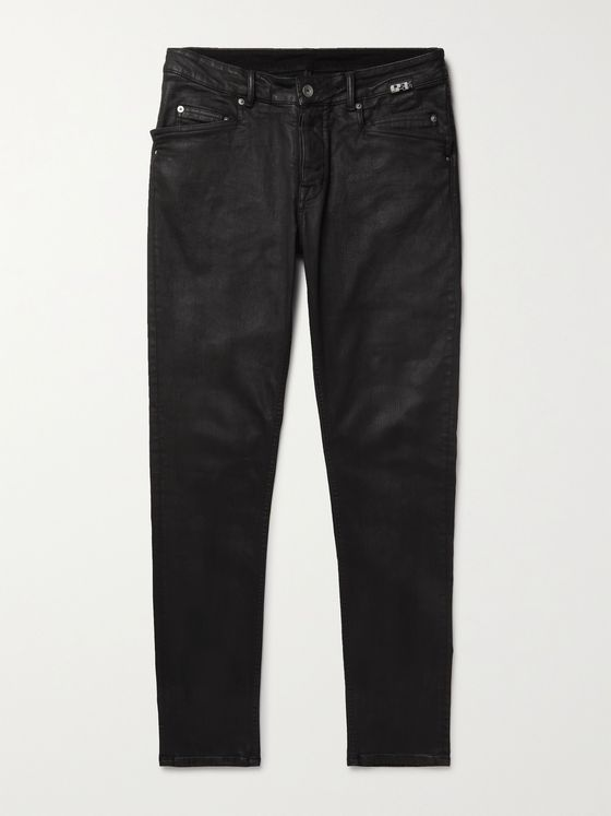 DRKSHDW BY RICK OWENS Tyrone Slim-Fit Stretch-Denim Jeans