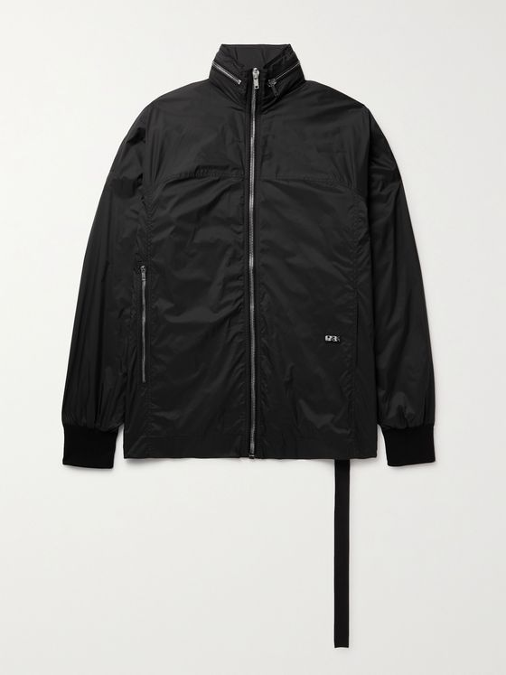 DRKSHDW BY RICK OWENS Nylon Hooded Jacket