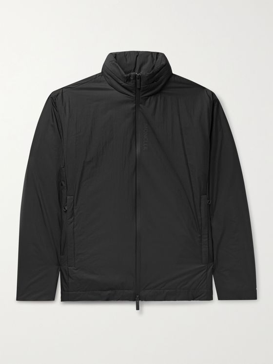 MONCLER Itier Printed Ripstop Hooded Jacket