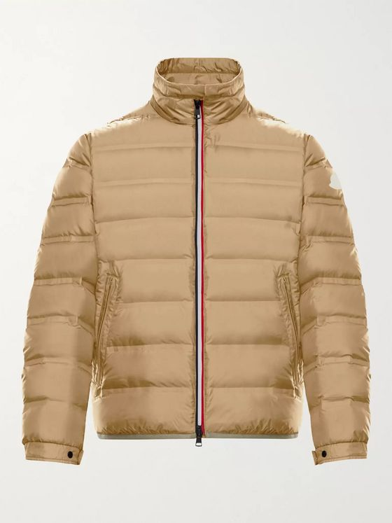 Moncler Genius 2 Moncler 1952 Helfferich Quilted Shell Down Jacket