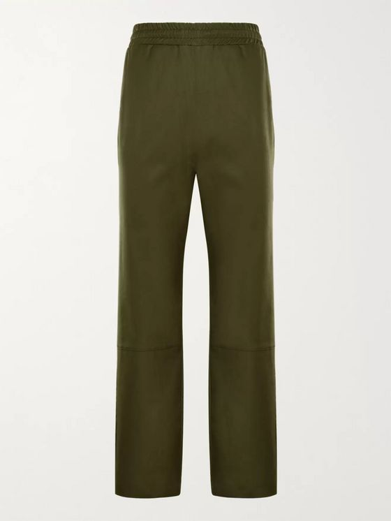 MONCLER GENIUS Cotton-Shell Trousers
