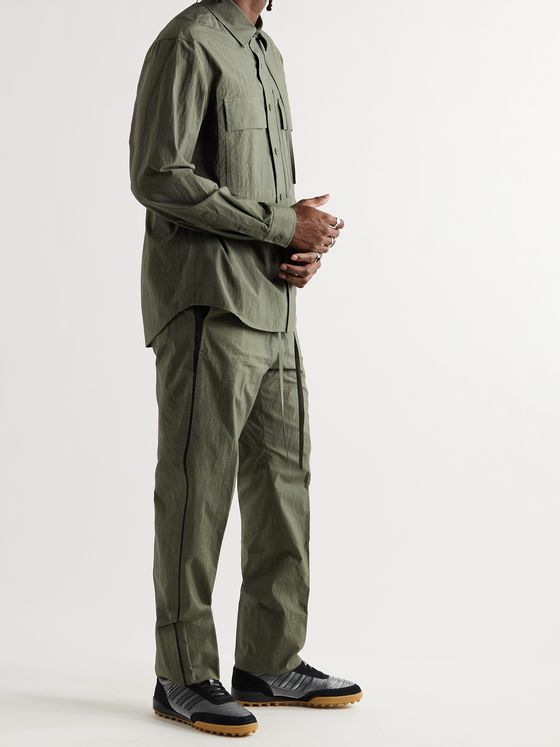 CRAIG GREEN Cotton Drawstring Trousers
