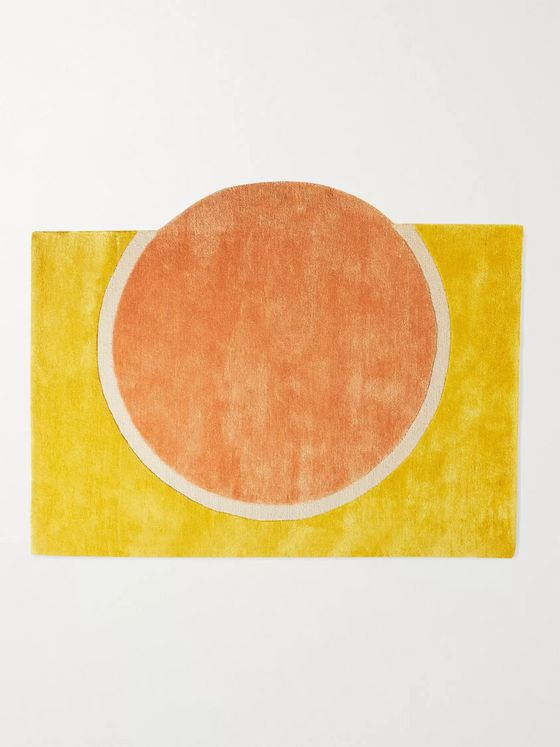 Pieces Sunset Patterned Rug, 6' x 9'