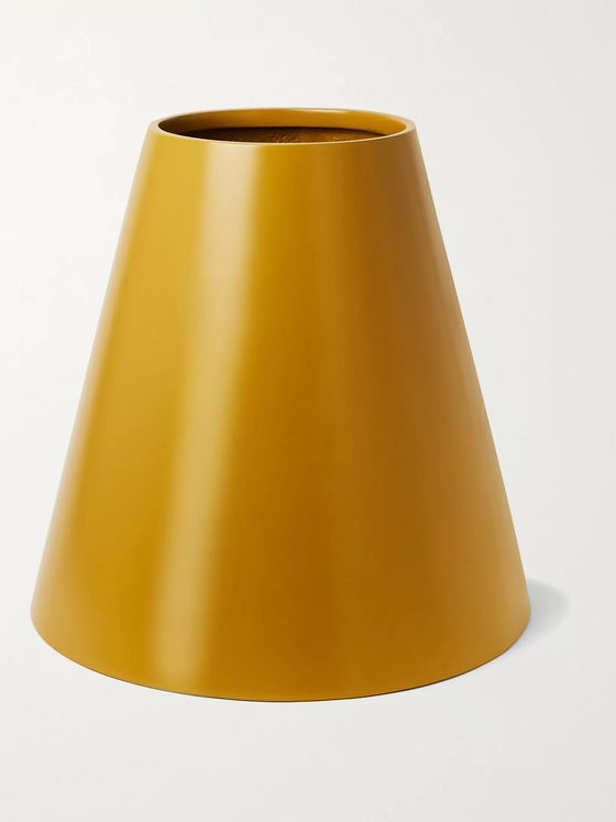 Pieces Cone Fiberglass Planter