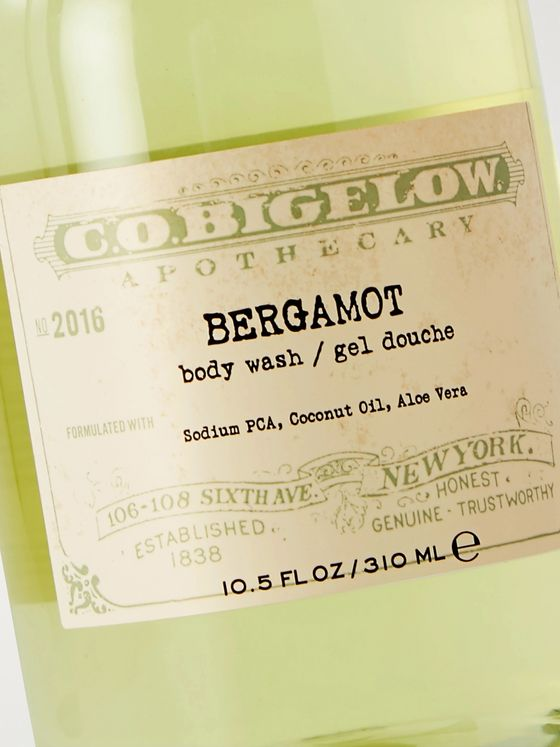 C.O. Bigelow Bergamot Body Wash, 310ml