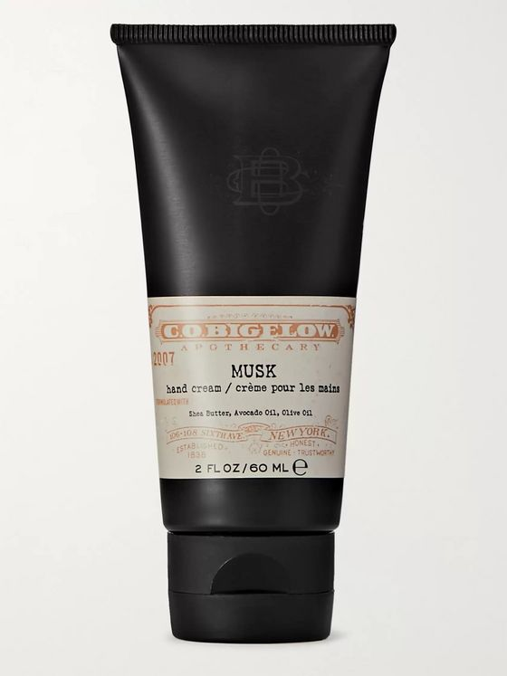 C.O. Bigelow Musk Hand Cream, 60ml