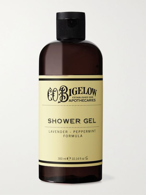 C.O. Bigelow Lavender Peppermint Shower Gel, 300ml