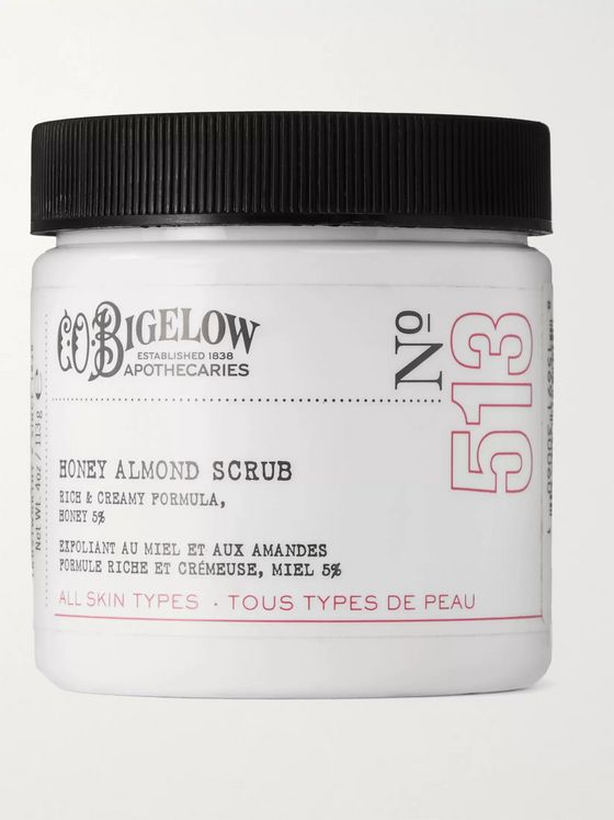 C.O. Bigelow Honey Almond Scrub, 113g