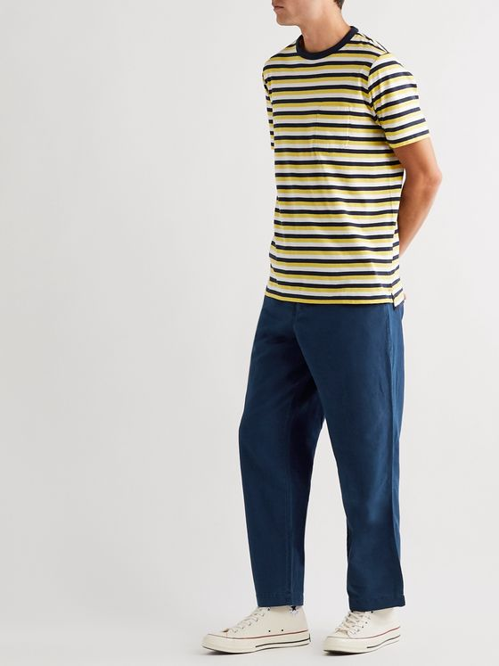 POLO RALPH LAUREN Cotton Drawstring Trousers
