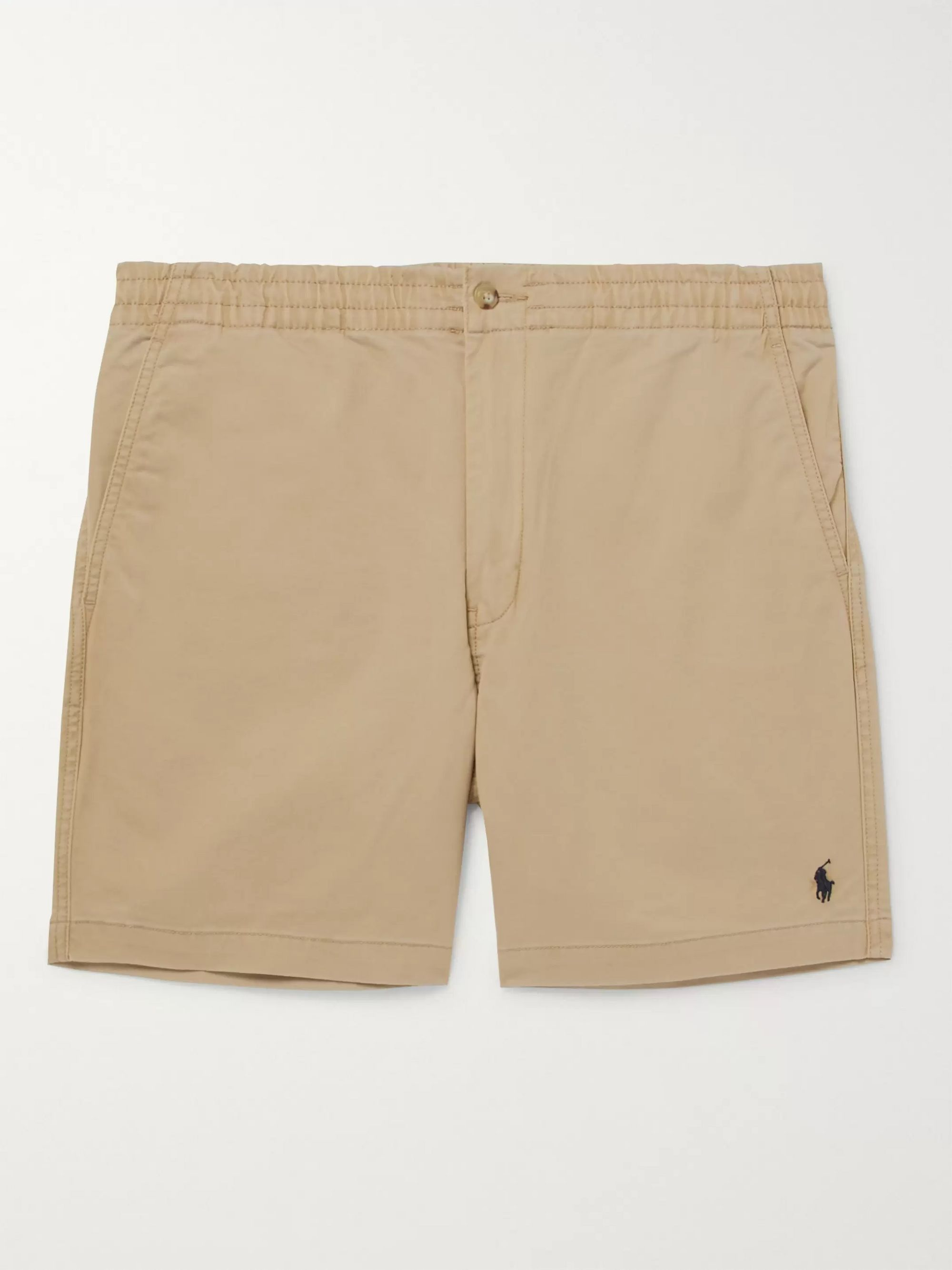 Polo Ralph Lauren Stretch-Cotton Twill Chino Shorts