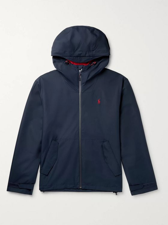 Polo Ralph Lauren Portland Hooded Shell Jacket