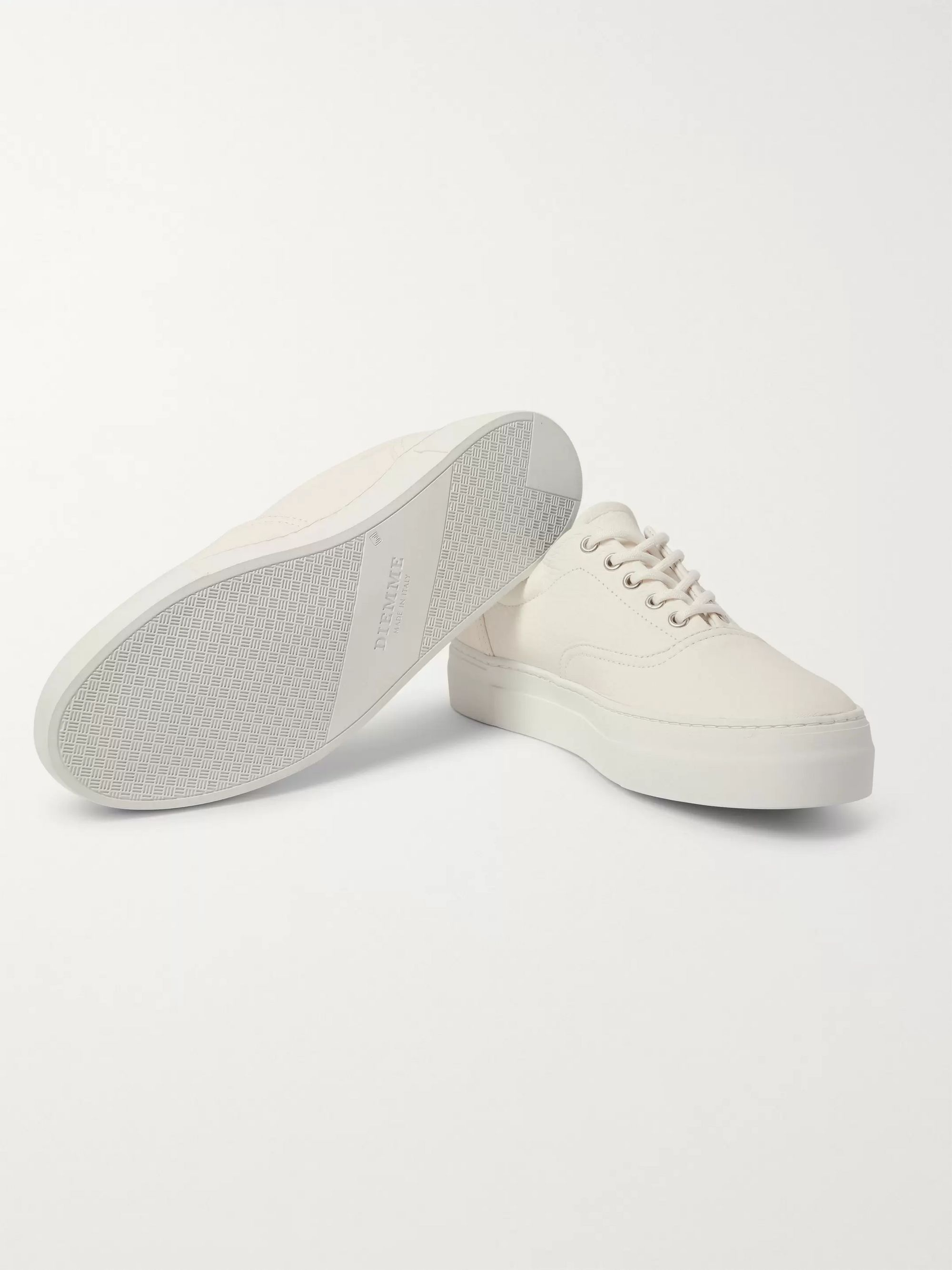 Diemme Iseo Full-Grain Leather Sneakers