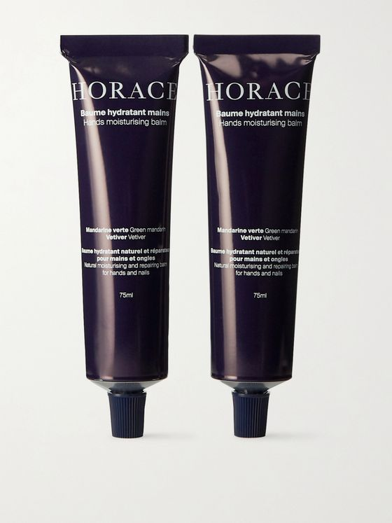 Horace Hands Moisturising Balm Duo, 2 x 75ml