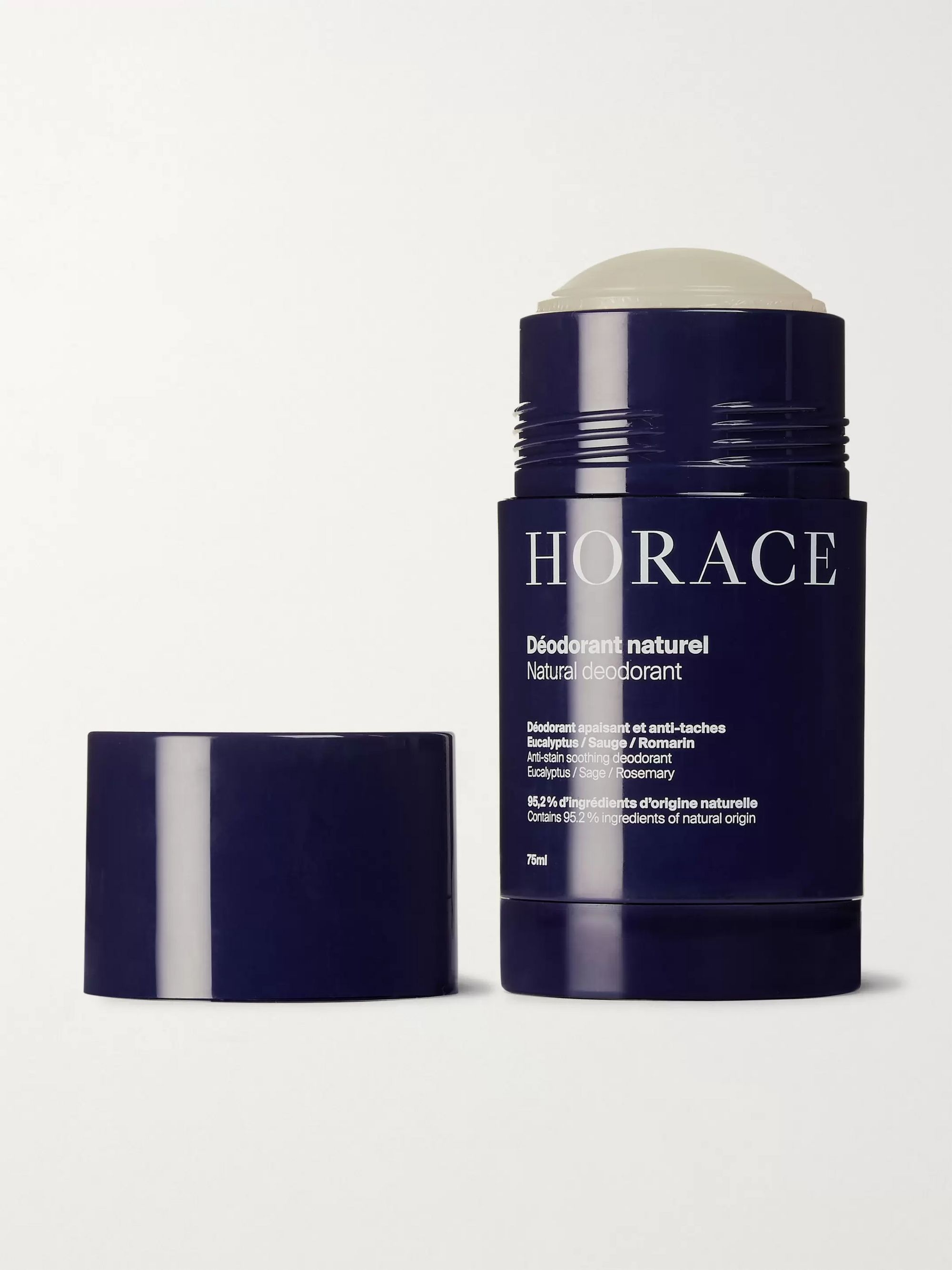 Horace Natural Deodorant Roll-On, 75ml