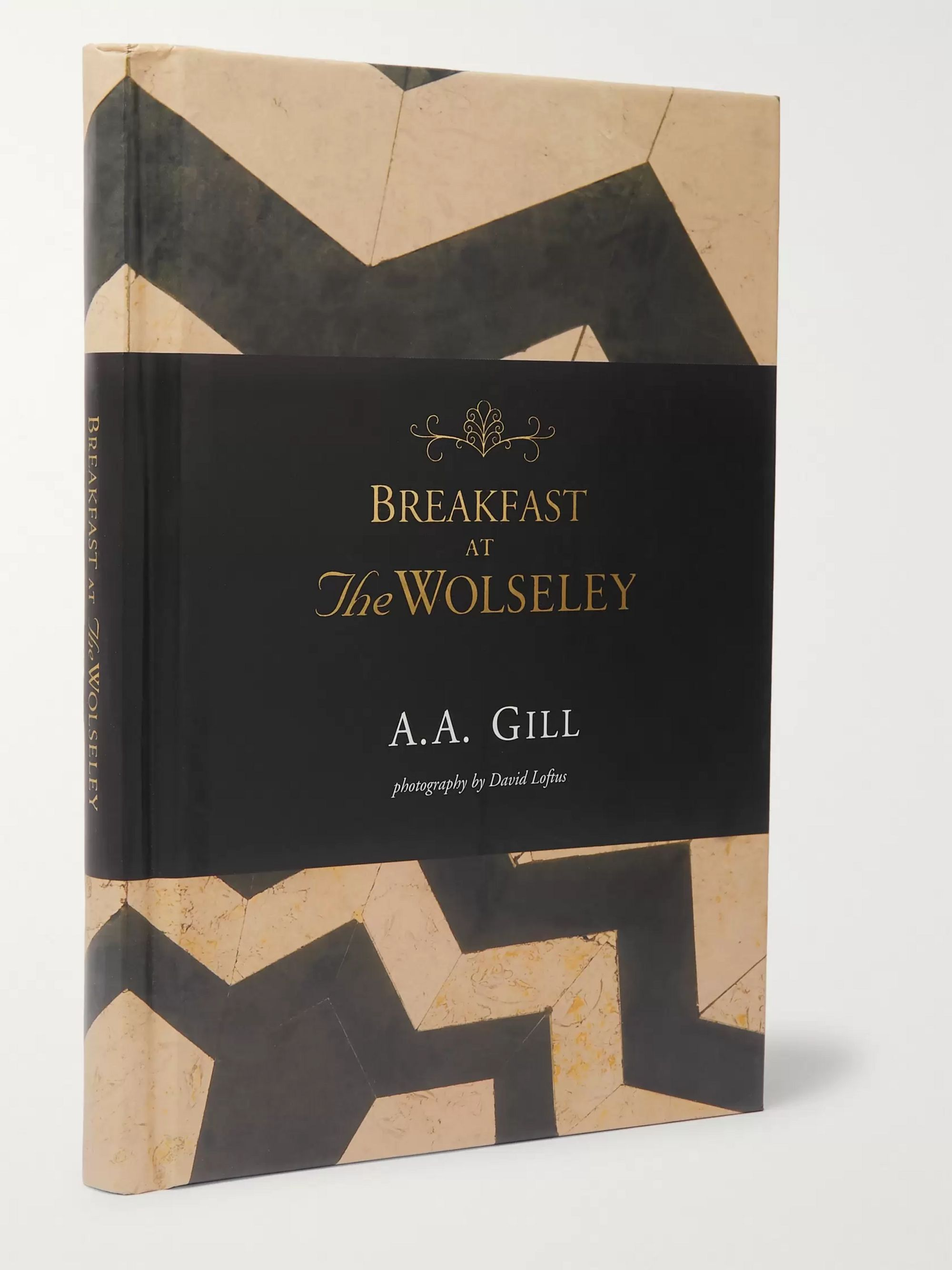 The Wolseley Collection Breakfast At The Wolseley Hardcover Book