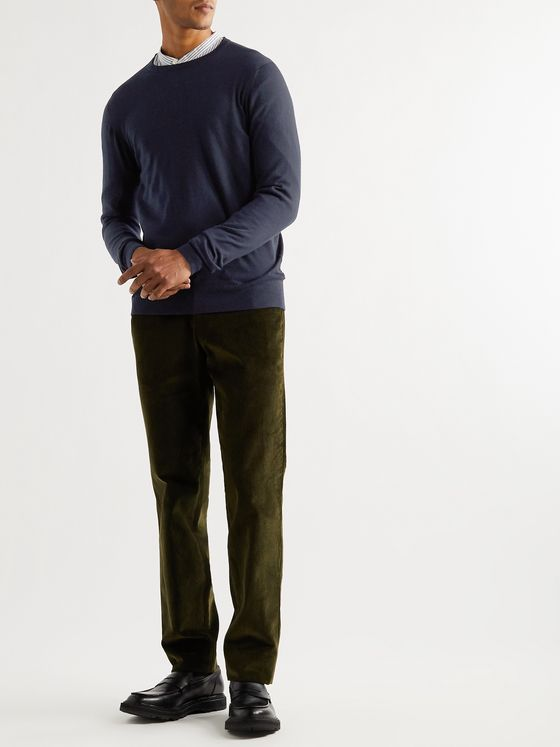 WILLIAM LOCKIE Cashmere Sweater