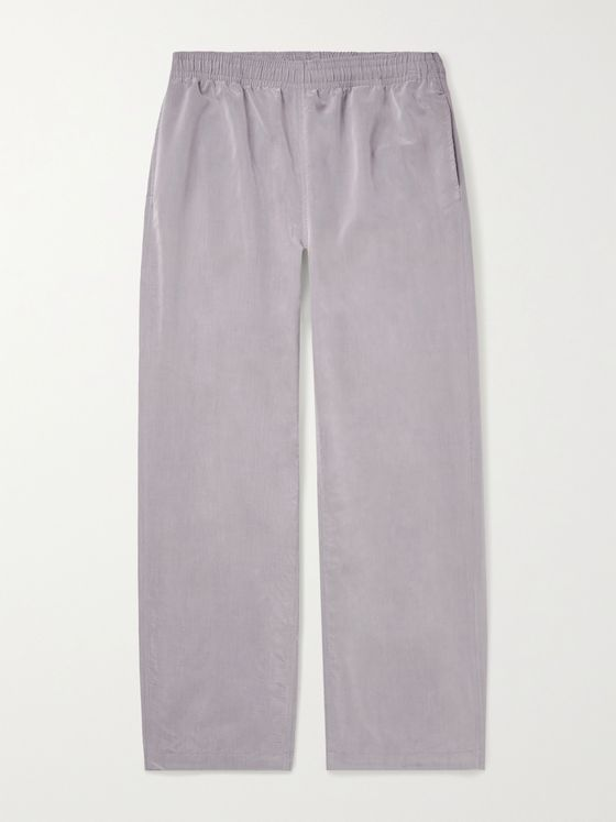 OUR LEGACY Modal-Blend Trousers