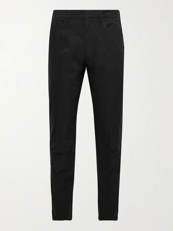 RLX Ralph Lauren Slim-Fit Stretch-Shell Golf Trousers