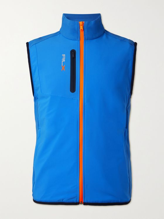 RLX Ralph Lauren Stretch Tech-Jersey Golf Gilet