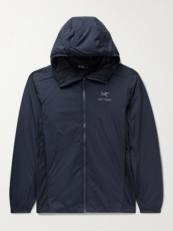 ARC'TERYX Atom LT Fleece-Panelled Padded Tyono 20 Hooded Jacket