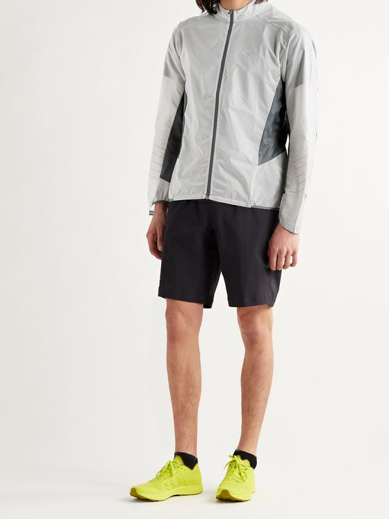 ARC'TERYX Incendo SL Permair-Panelled  Canim Ripstop Jacket