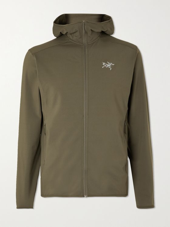 ARC'TERYX Kyanite LT Stretch-Fleece Zip-Up Hoodie