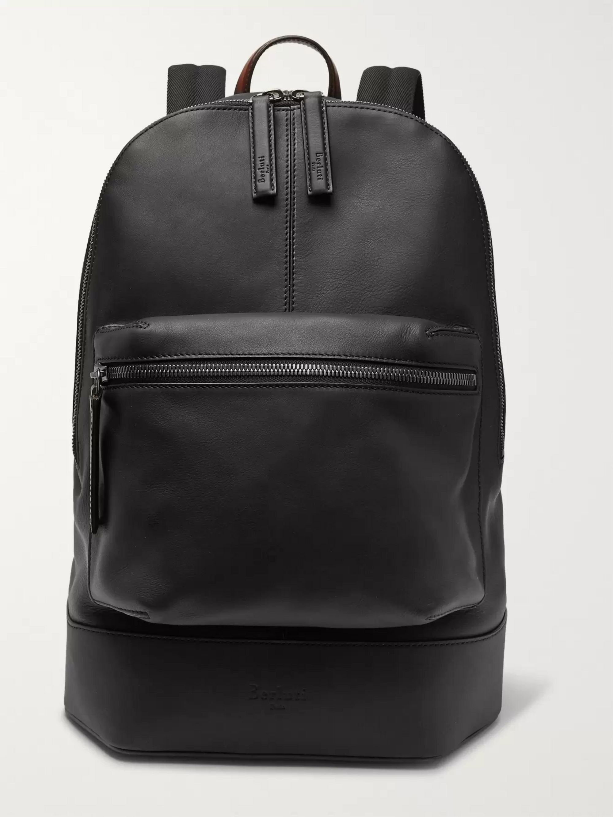 Berluti Volume MM Leather Backpack