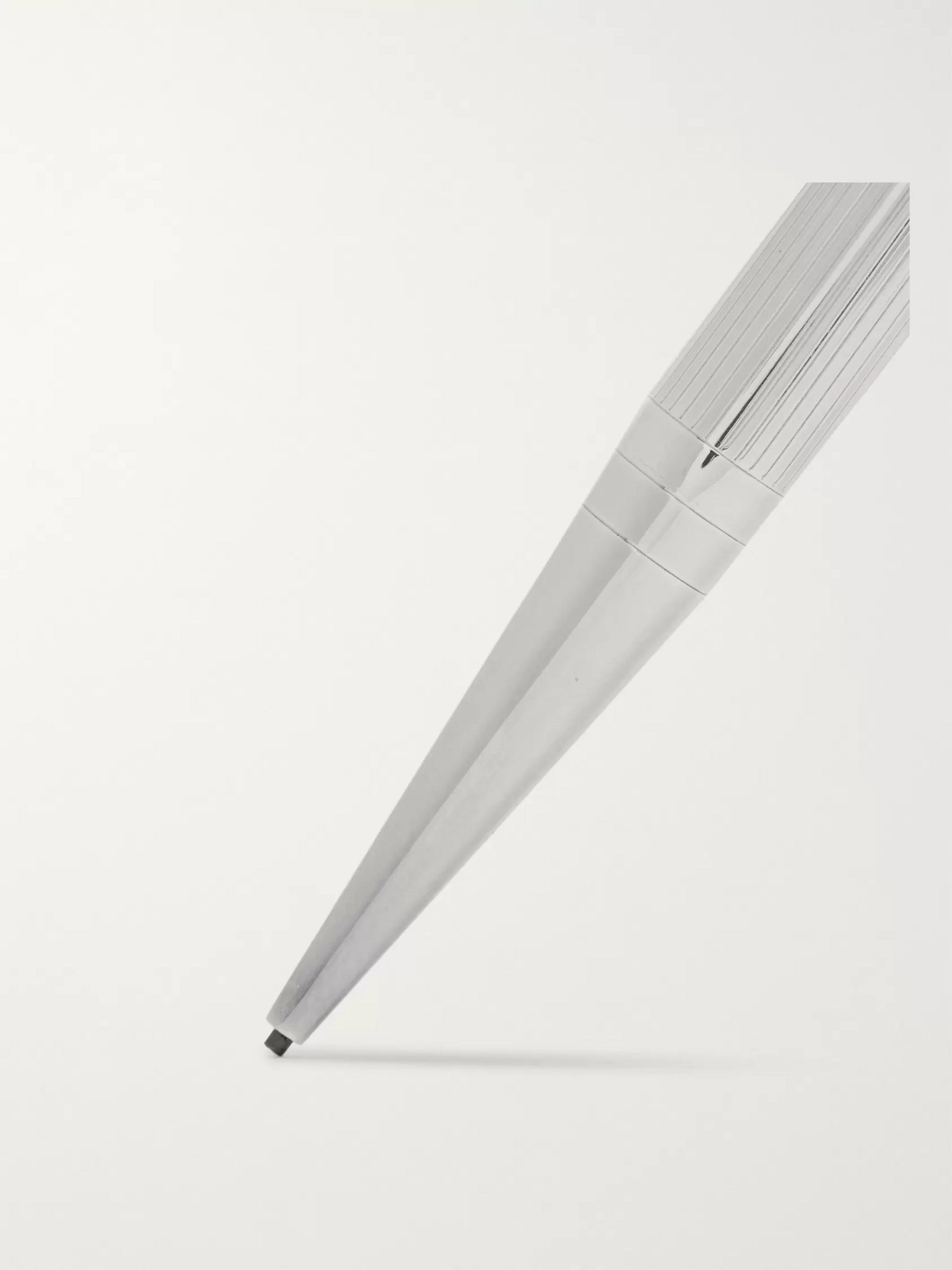 Smythson Viceroy Silver-Tone Pencil