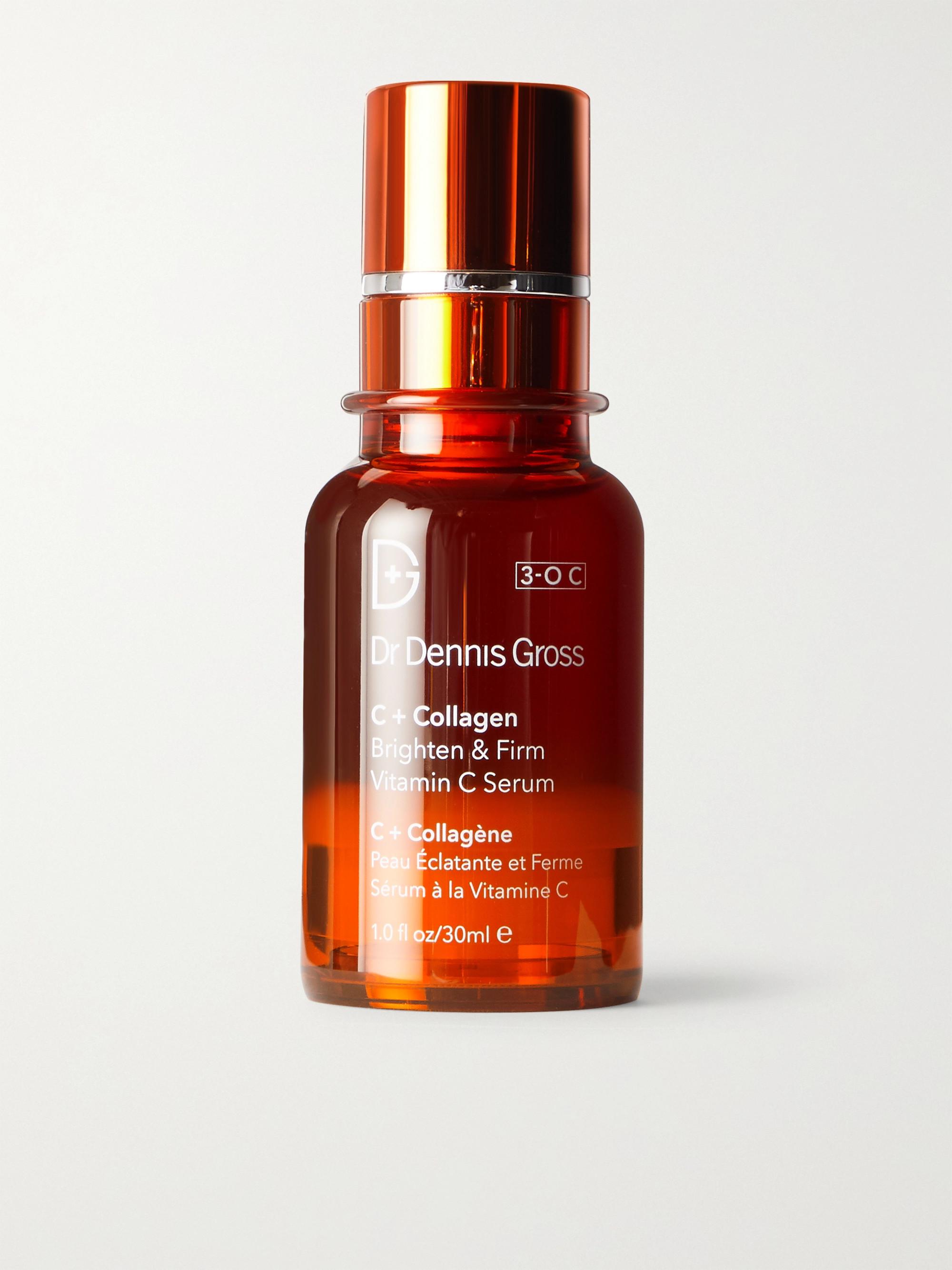 Dr Dennis Gross >> Colorless C Collagen Brighten And Firm Serum 30ml Dr Dennis