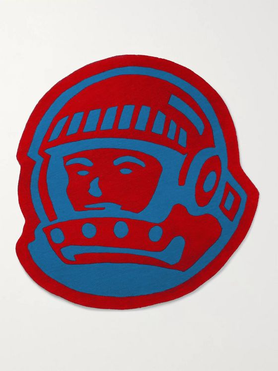 BILLIONAIRE BOYS CLUB Printed Wool Rug