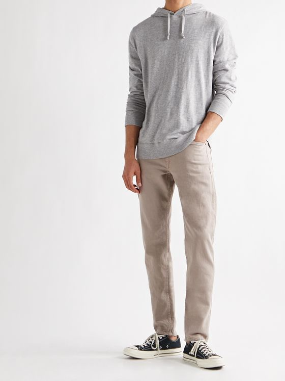 RAG & BONE Fit 2 Slim-Fit Organic Denim Jeans
