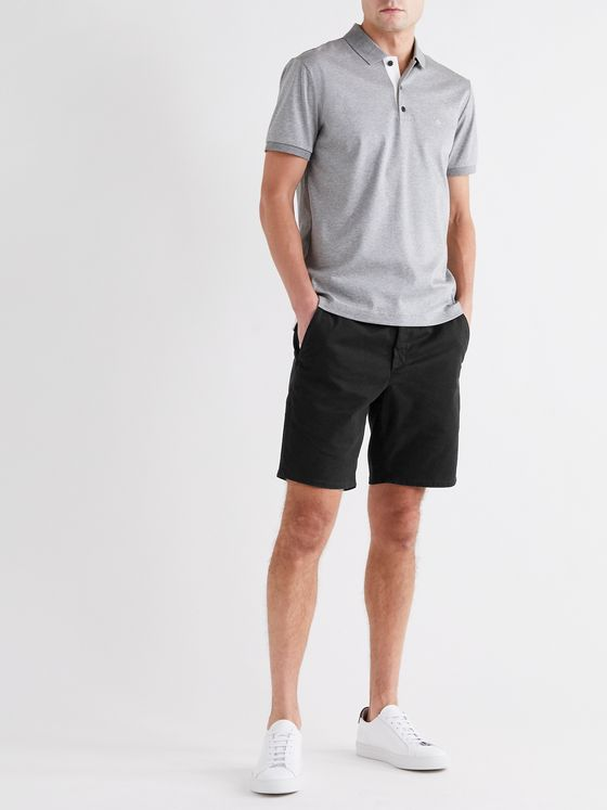 RAG & BONE Cotton-Blend Chino Shorts