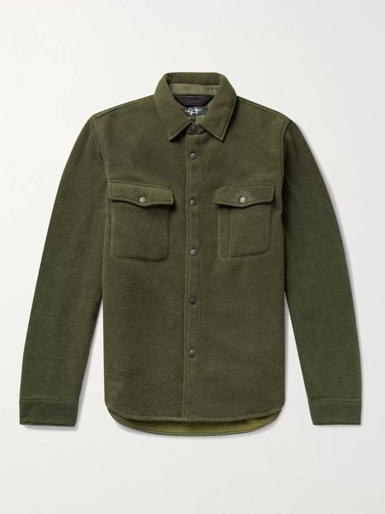 RAG & BONE Jack Fleece Shirt Jacket