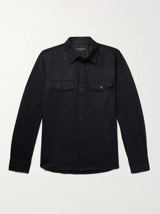 RAG & BONE Jack Wool Shirt Jacket
