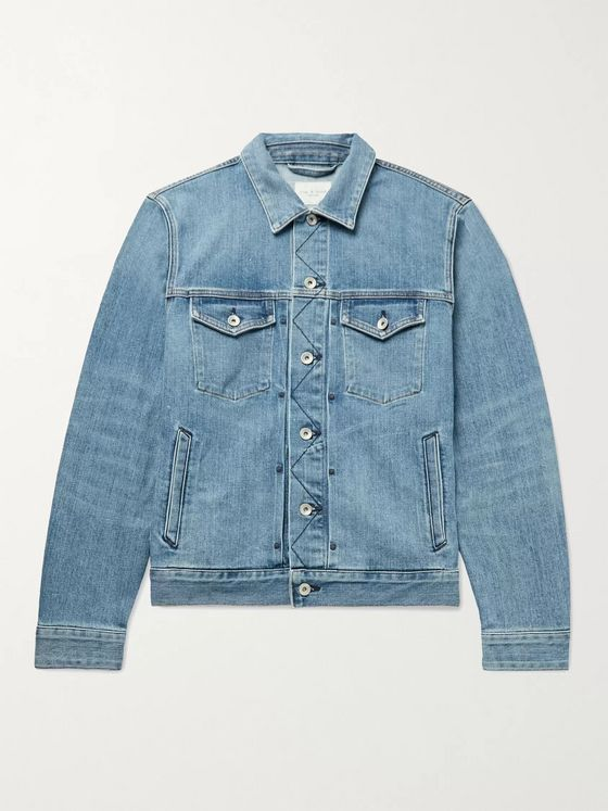 RAG & BONE Definitive Denim Jacket