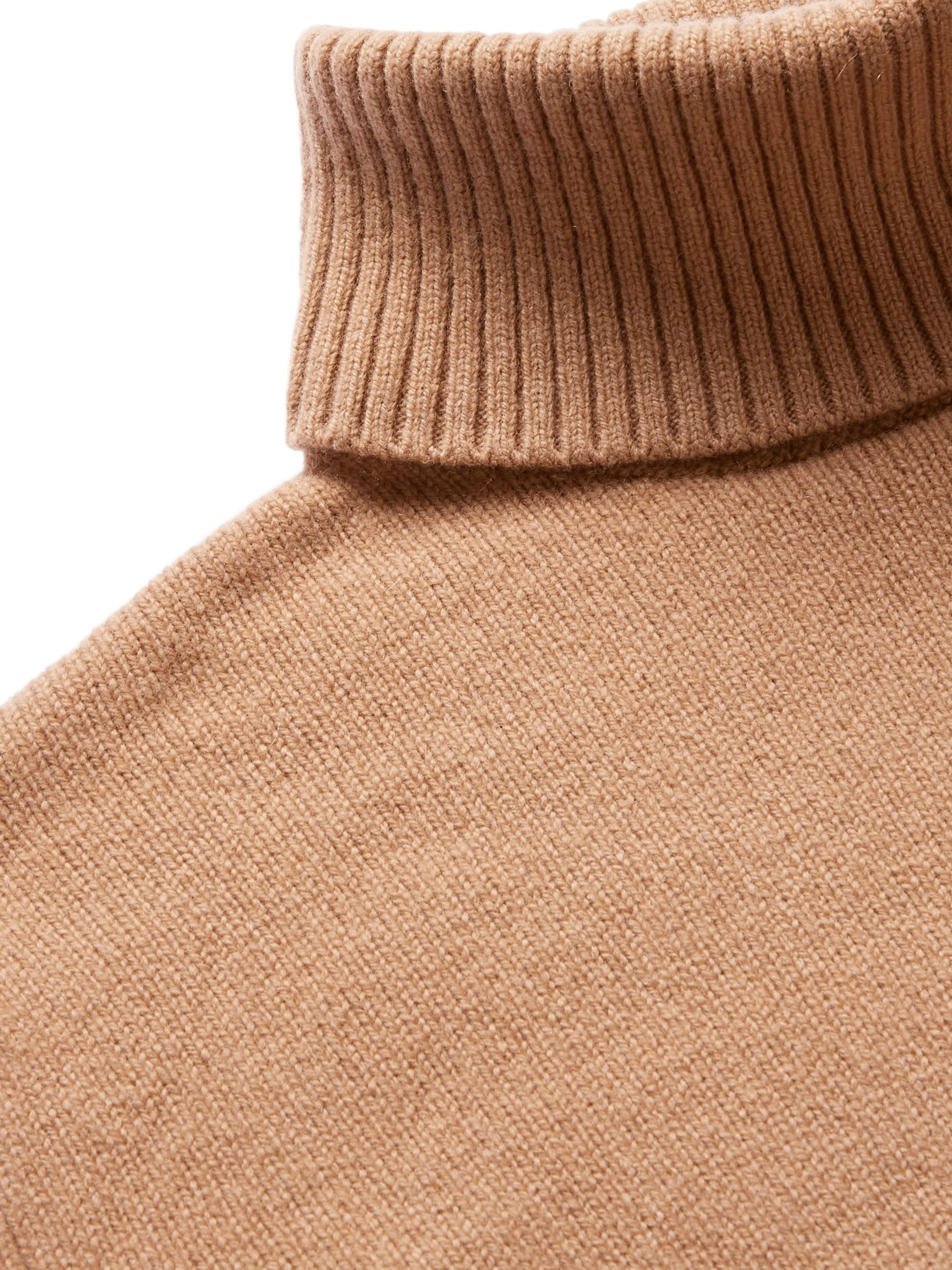 A.P.C. Enzo Wool and Cashmere-Blend Rollneck Sweater