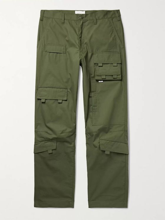 WTAPS Modular Cotton Cargo Trousers