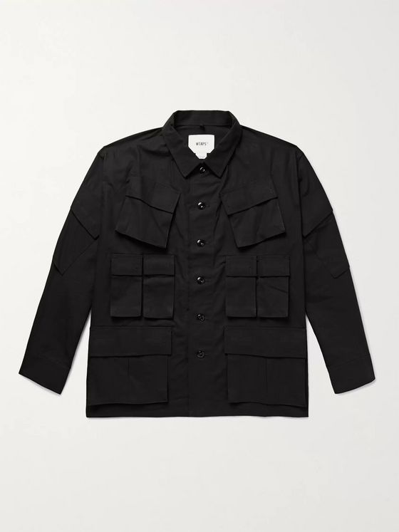 WTAPS Cotton-Ripstop Overshirt