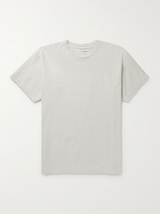 JOHN ELLIOTT University Recycled Cotton-Jersey T-Shirt