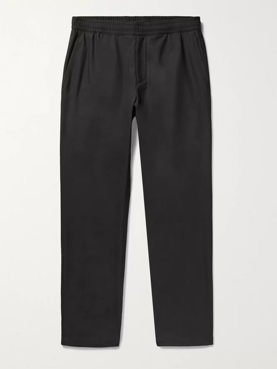 THEORY Zaine Woven Trousers