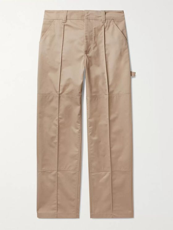 ACNE STUDIOS Peregrine wide-leg twill trousers