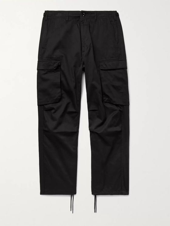 NEIGHBORHOOD Cotton-Twill Cargo Trousers
