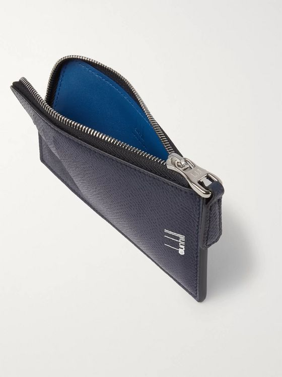 Dunhill Full-Grain Leather Cardholder