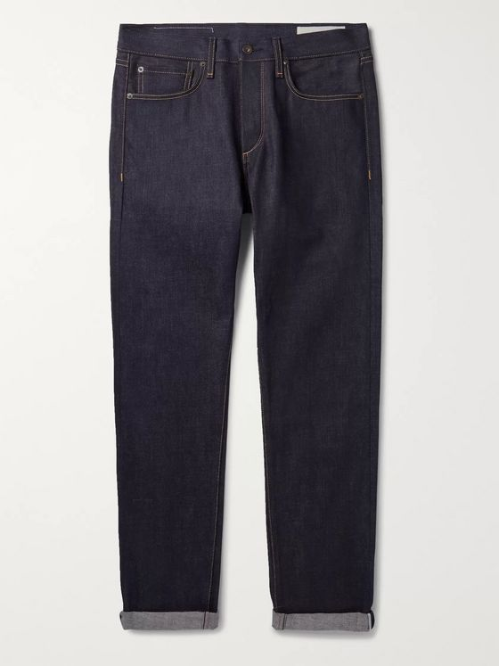 rag & bone Fit 2 Slim-Fit Selvedge Denim Jeans
