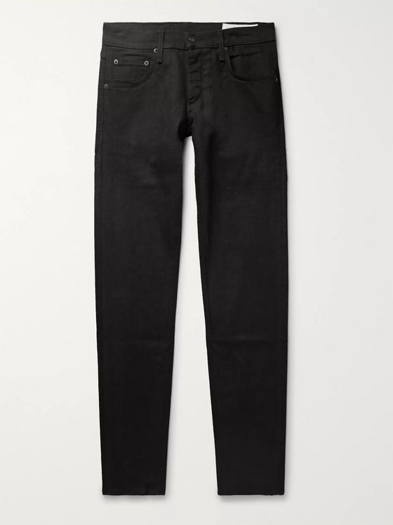 RAG & BONE Fit 1 Skinny-Fit Stretch-Denim Jeans