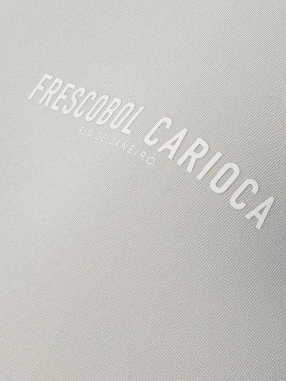 FRESCOBOL CARIOCA Logo-Print Neoprene Bat and Ball Case