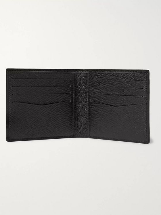 DUNHILL Cadogan Full-Grain Leather Billfold Wallet