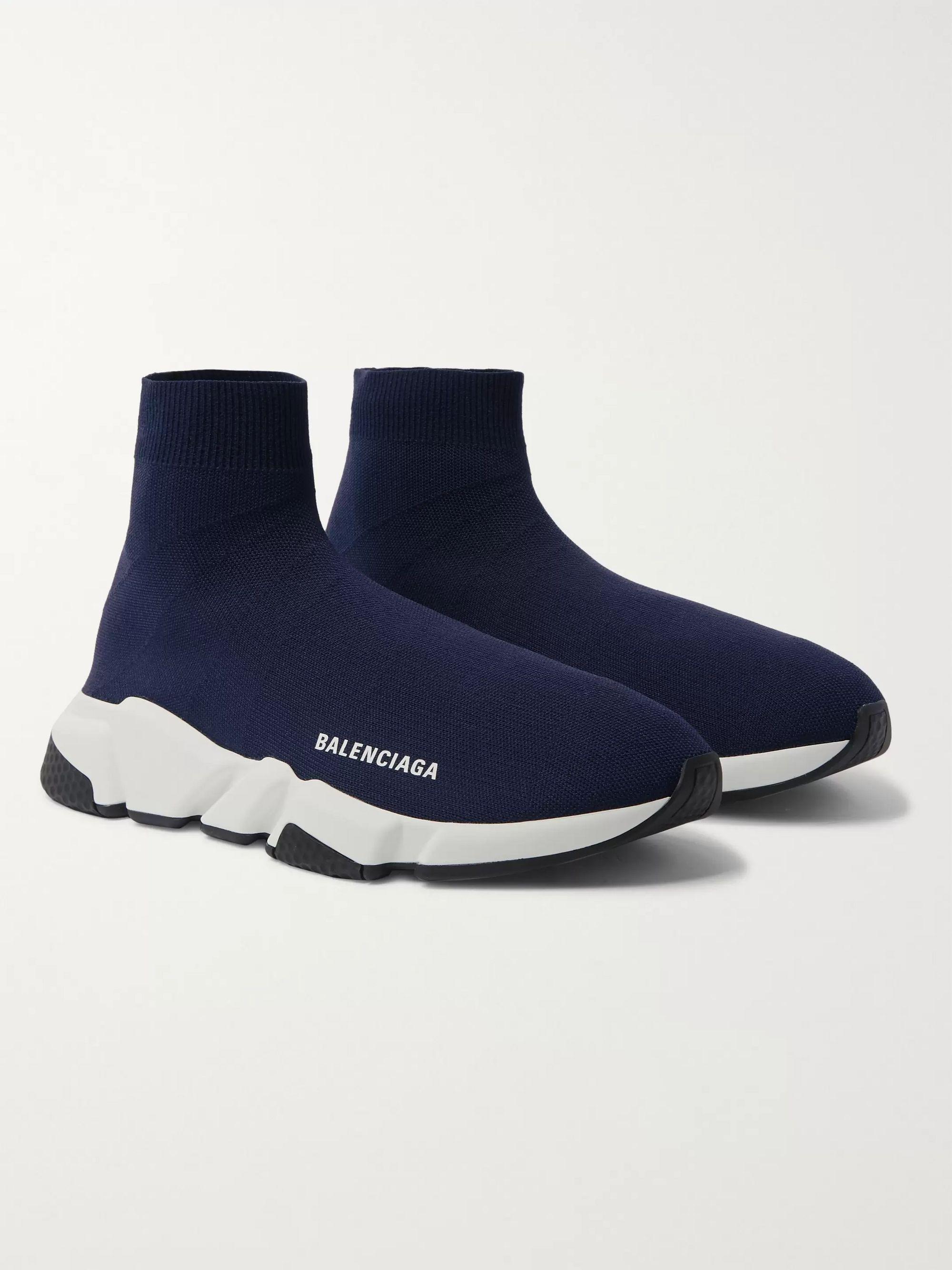 blue balenciaga socks \u003e Up to 68% OFF