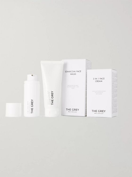 THE GREY MEN'S SKINCARE Essentials Box